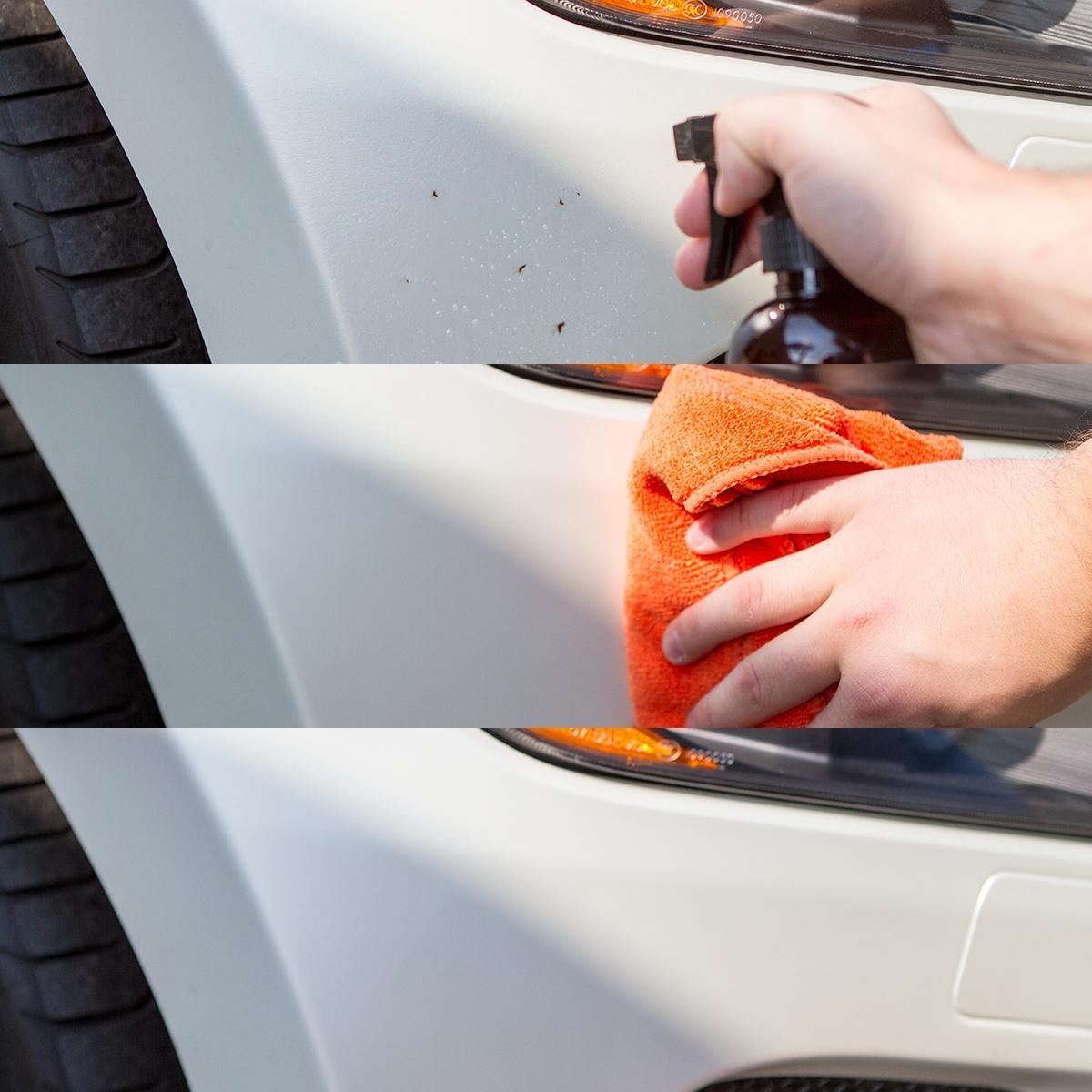 Teal Splatter Car Kit