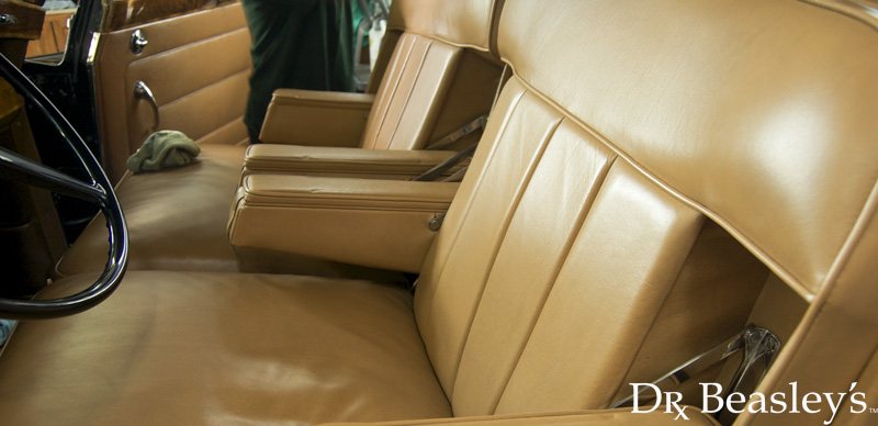 Remove Ink From Leather With An, How To Get Ink Off Leather Car Seats